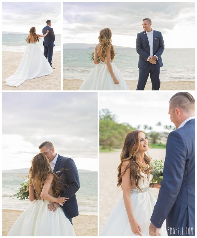 Hawaii Wedding Packages: Richelle & Alex's Maui Beach