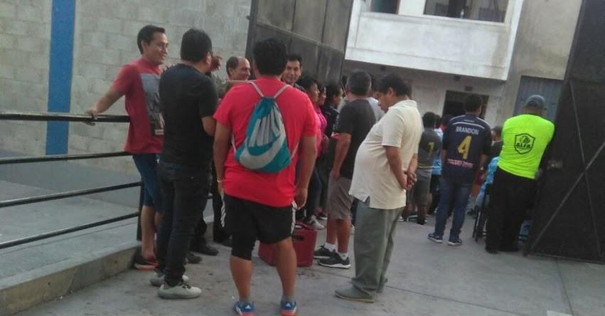 Colegio Francisco Lizarzaburu es utilizado para bailes chicha en el distrito de El Porvenir, denuncian padres de familia