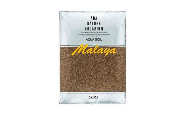 Phân nền Aqua soil Malaya