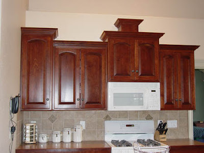different height kitchen cabinets cherry cabinets 6702