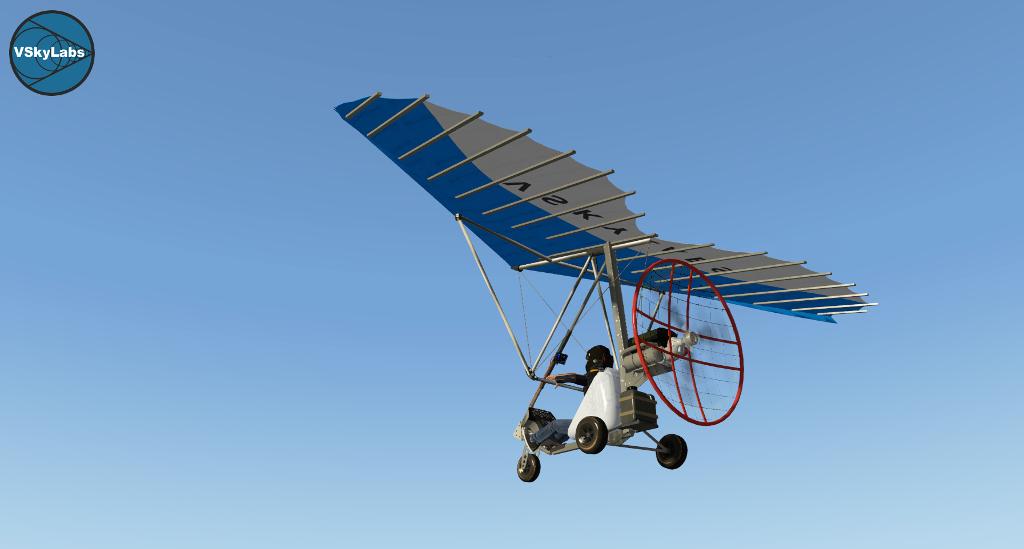 Vskylabs Aerospace Simulations Vskylabs Powered Hang