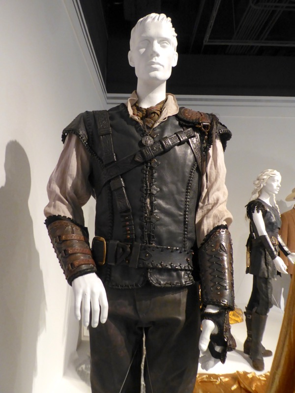 Eric Huntsman Winters War movie costume