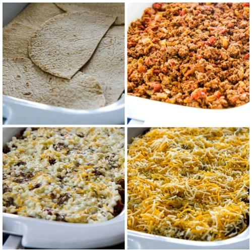 Crock Pot Mexican Tortilla Lasagna Recipes — Dishmaps