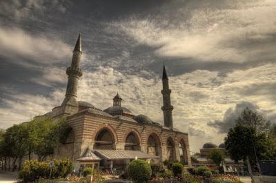 Old Mosque Kebanggaan Kota Edirne