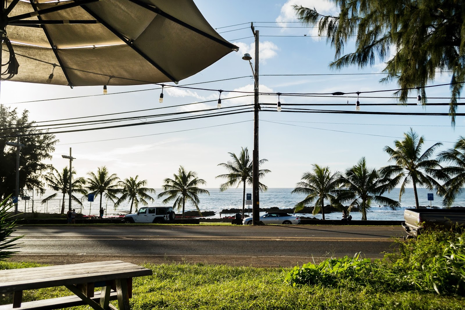Cafes in North Shore, Oahu