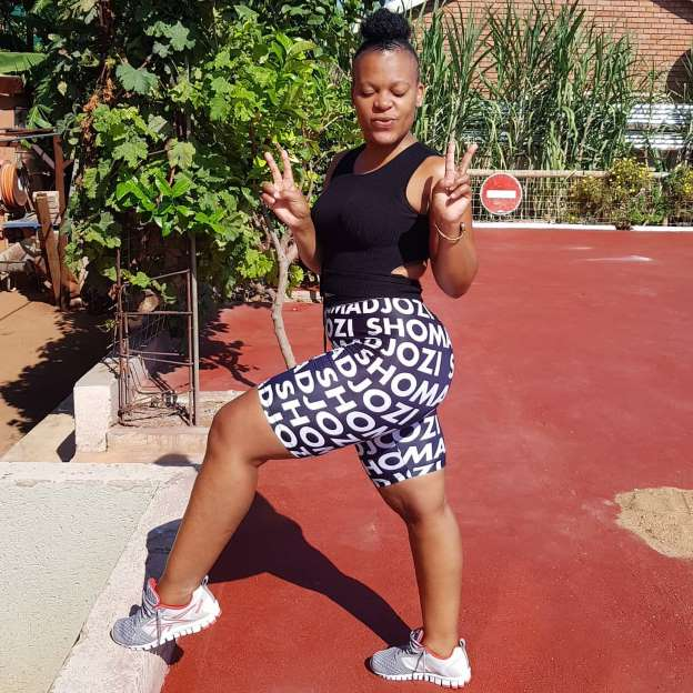 SA Pantless Dancer, Zodwa, Shares Loved-up Photos With Her 24-year-old Fiance - Celebrities