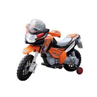 motor mainan pliko motocross