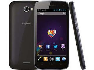 MyPhone Agua Hail firmware