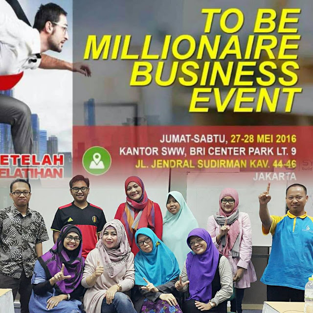 Pelatihan Internet Marketing Smart Detox Synergy