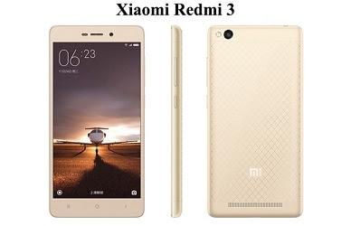 Harga Xiaomi Redmi 3, Spesifikasi Xiaomi Redmi 3, Review Xiaomi Redmi 3