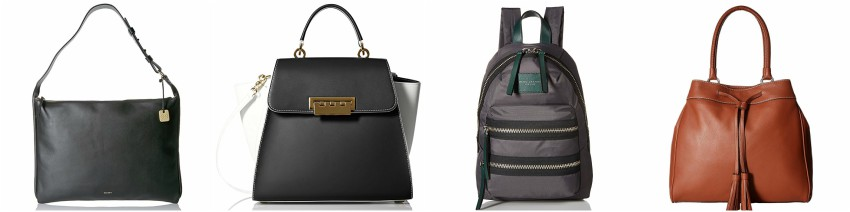 Handbags on sale from Skagen | Zac Posen | Marc Jacobs | Cole Haan