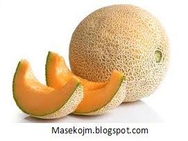 7 Manfaat Buah Melon Untuk Kesehatan