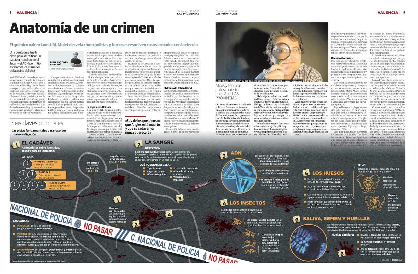La buena prensa: Anatomía de un crimen