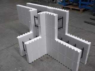 Insulation Concrete Forms - A sustainable and energy efficient Technique