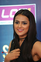 Actress Shraddha Srinath Stills in Black Short Dress at SIIMA Short Film Awards 2017 .COM 0086.JPG