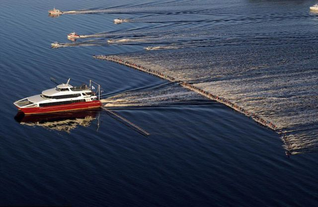 Oneboatand145water skiers Imgur