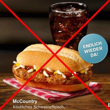 Mcdonalds Fleischqualität