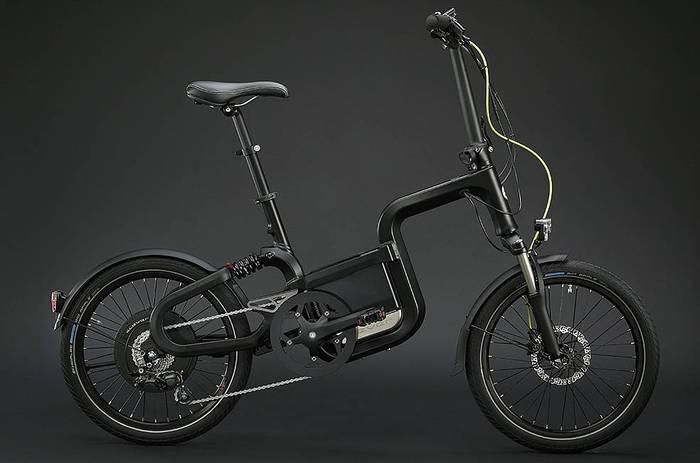 bicicleta eléctrica Kymco de España