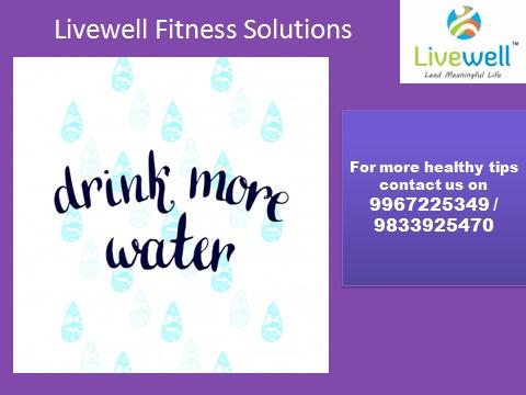पाणी पिऊन देखील घटवू शकता तुम्ही तुमचे वजन