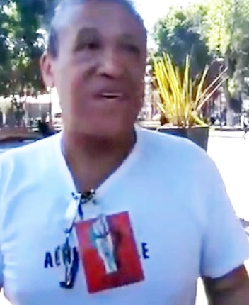 Cancelan protesta contra Rivera Vivanco