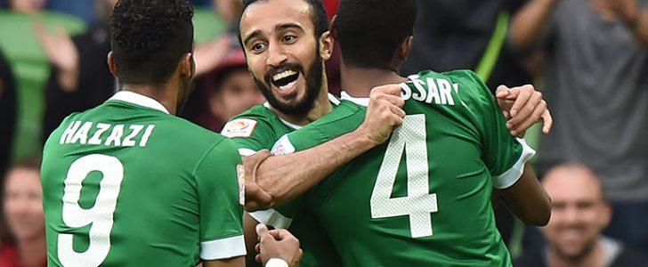 خسارة السعودية في اول افتتاح كأس العالم بنتيجة مدمرة