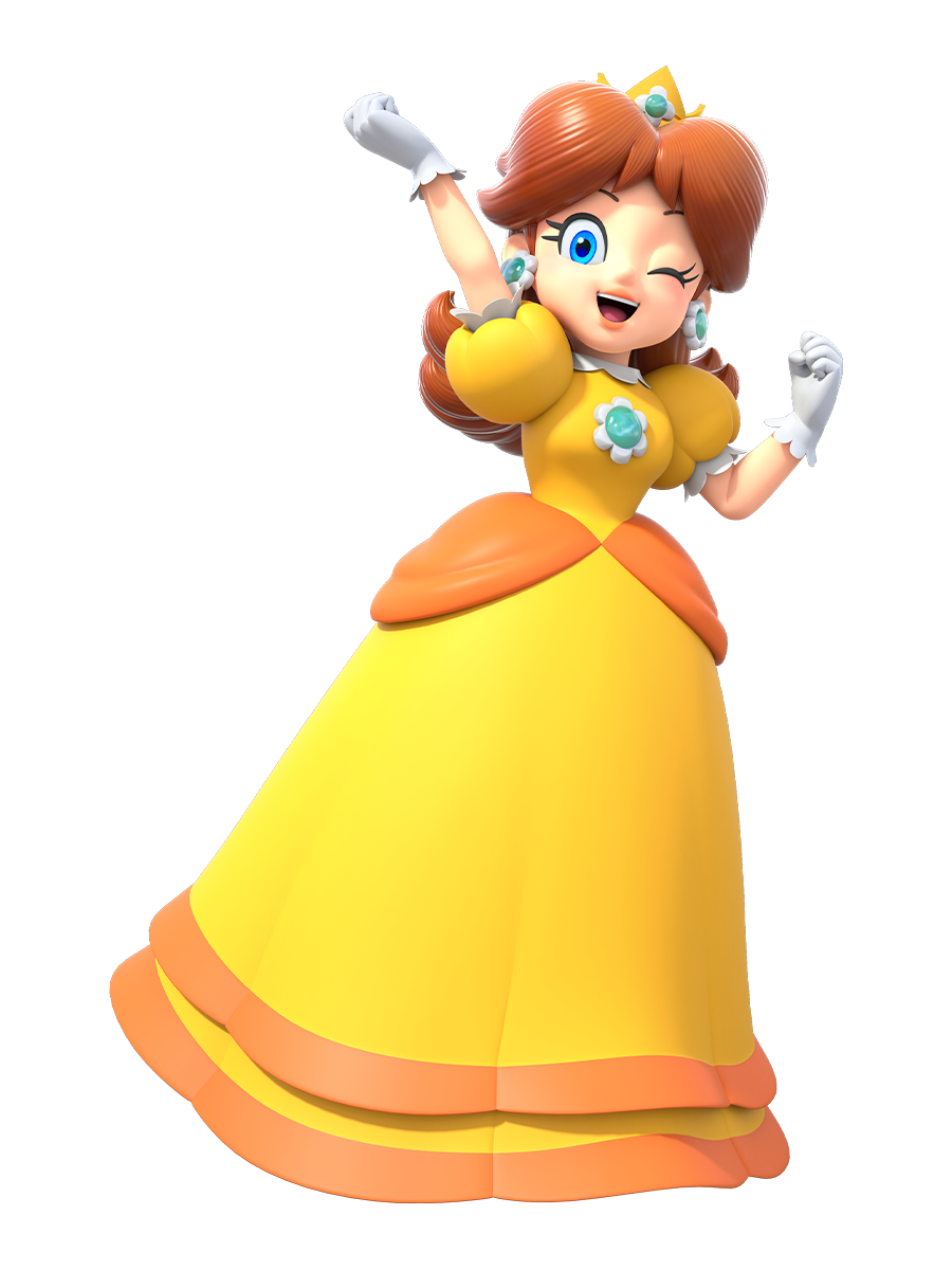 Princess Daisy (Super Mario Bros.)