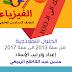 حلول أسئلة الفيزياء الوزارية للصف السادس العلمي للأستاذ حسن عبد الكاظم
