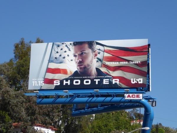 Shooter season 1 billboard