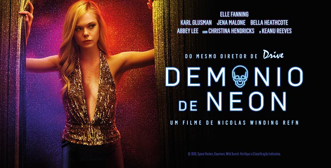 Filme Demônio de Neon