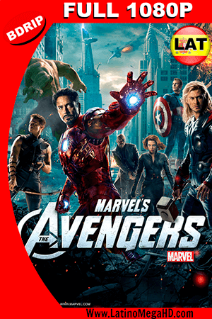 The Avengers: Los Vengadores (2012) Latino FULL HD BDRIP 1080P - 2012