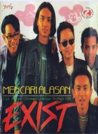 Koleksi Exist mp3 Full Album Mencari Alasan 1996 Lengkap