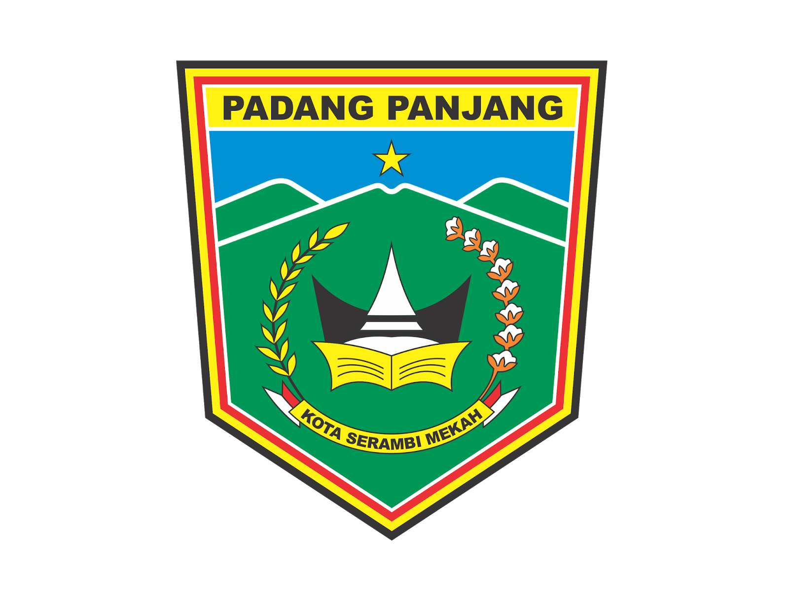 Logo Kota Padang Panjang Format Cdr Png Hd Biologizone