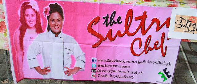 The Sultry Chef