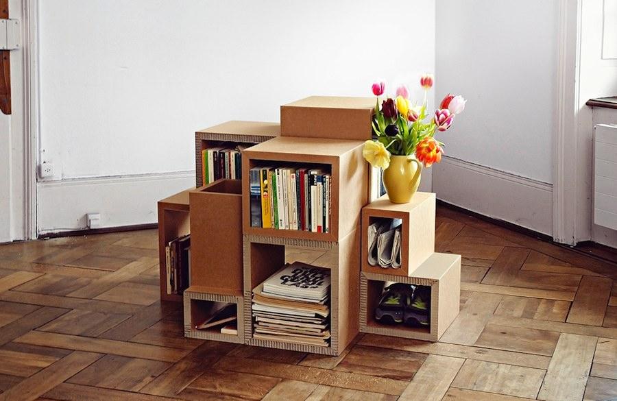 happy campers modulares kartonregal blockbox. Black Bedroom Furniture Sets. Home Design Ideas