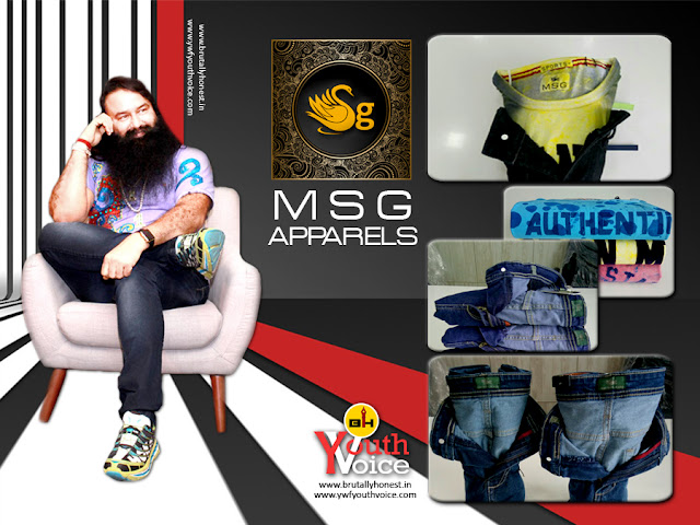 MSG Apparels, MSG Products, msgmyandurchoice, Gurmeet Ram Rahim Products, Dera Sacha Sauda Products, MSG Brand Product List