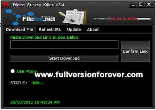 download Fileice Survey killer latest for windows