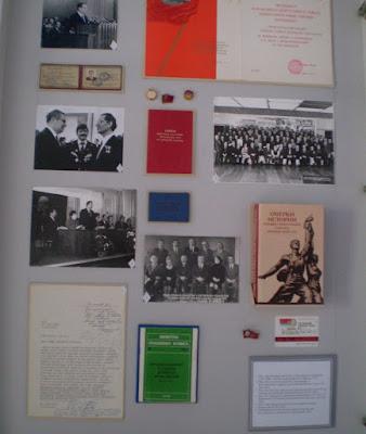 экспозиция профсоюзный музей