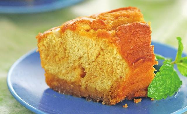 Resep Cake Karamel Durian Kenari