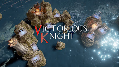 Battle Action RPG Set in Fantasy Medieval Theme Victorious Knight v1.5 Full Apk + Data