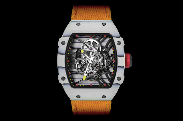 Richard Mille 27-02 frontal