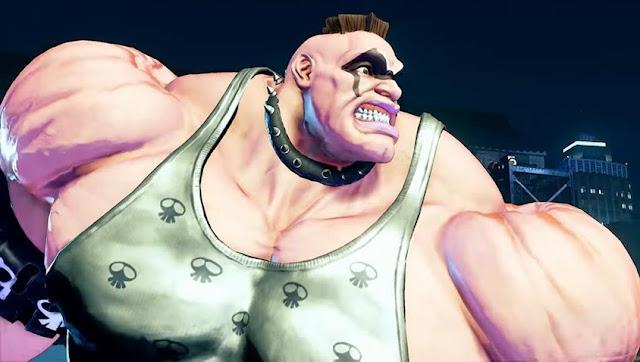 Street Fighter V - Abigail