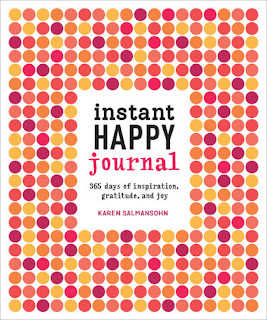 instant happy journal #bookreview
