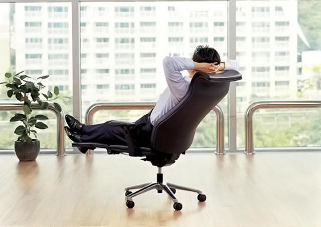 Ghế văn phòng khi bị hư ống hơi, thay ben ống hơi xử lý như thế nào