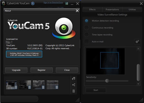 HP CYBERLINK YOUCAM DRIVER FOR WINDOWS 10