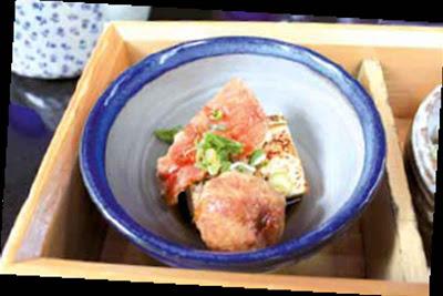 Vancouvers Miku Restaurant Serviert Sushi Für Europäische Gaumen