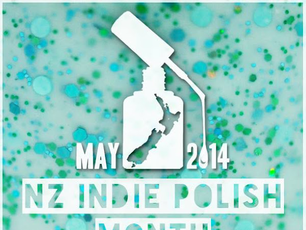 NZ Indie Polish Month: Star Kin Sage Advice Swatches & Review