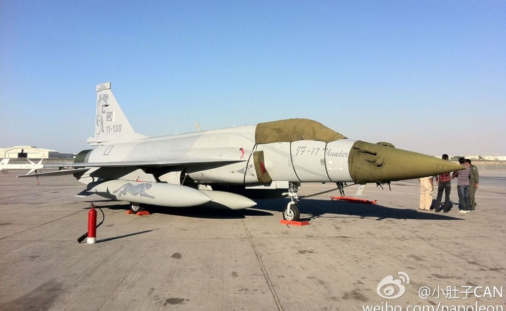 Jf 17 Thunder From No 16 Squadron Black Panthers At Dubai Air Show Pakistan Military Review