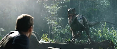 Velociraptor película Jurassic World El reino caído
