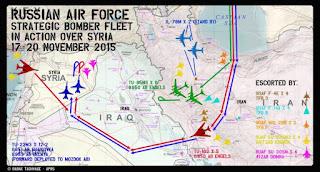 Russlands Luftwaffe sieht ihre Aufgabe erfüllt