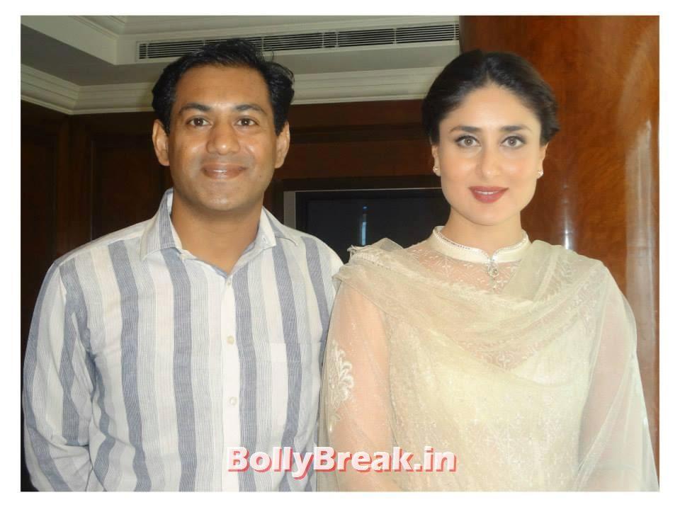 , Kareena Kapoor pics in White Salwaar Kameez at Unicef Event